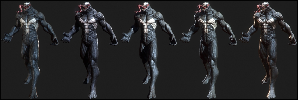 Venom lowp oly lights