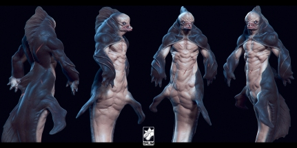 colors-creature-concept-with-tail