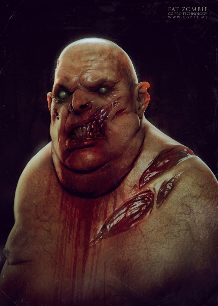 fat zombie by cgpt team